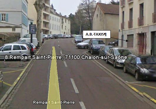 Taxis Chalon Sur Sa U00f4ne